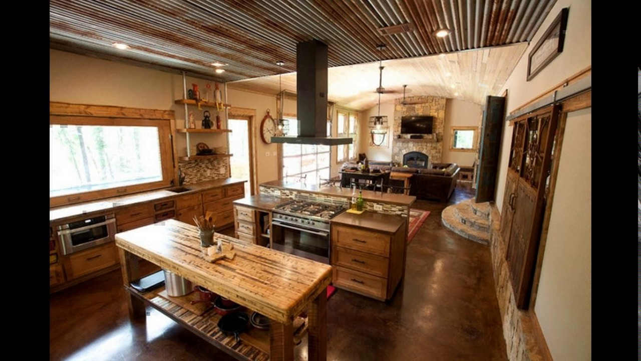 4 Brilliant Kitchen Remodel Ideas: Barndominium Kitchen Designs