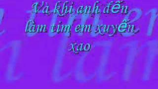 Va Khi Anh - Xuan Mai Lyrics