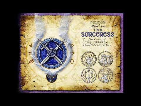 The Sorceress (Secrets of the Immortal Nicholas Flamel 3) Audiobook Part 2