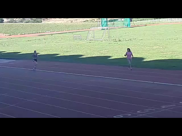 #VSA | Elardus Erasmus International | 1500m U13 Girls | Kaitlyn Du Plessis