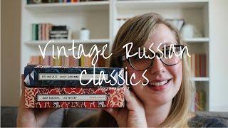 Vlogmas Day 7: Vintage Russian Classics