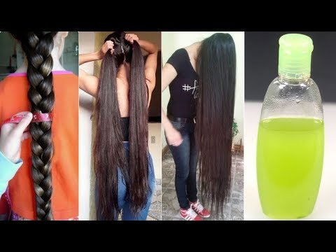 OMG Shocking! Apply this Oil for 1 week | Super Fast Hair Growth Oil