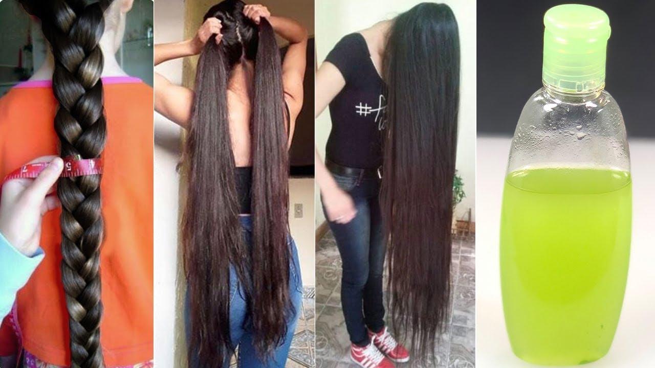 Super Fast Hair Growth Oil Get Long Thick Hair Youtube