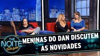The Noite (21/09/15) - Meninas do Dan com MC Vesga, Geisy Arruda e Mocinha de Passira