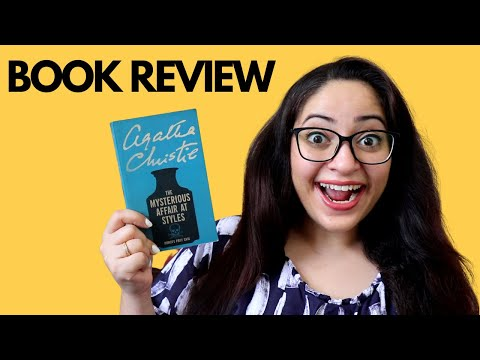 The Mysterious Affair At Styles | Poirot Mysteries 1 | Agatha Christie Books Reviews