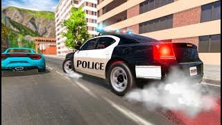 Police Car Chase Racing Challenging Games 3D - Android Gameplay FHD screenshot 5