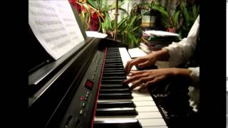 Call My Name (ED) - Ghost Hound (piano)