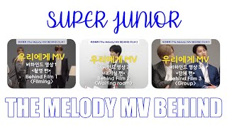 Download [ENG SUB] Super Junior The Melody MV Behind Film