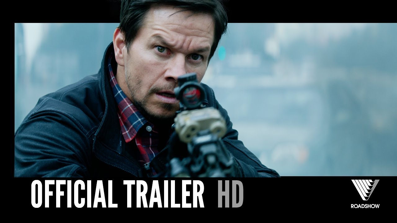 MILE 22 | Official Trailer | 2018 [HD]