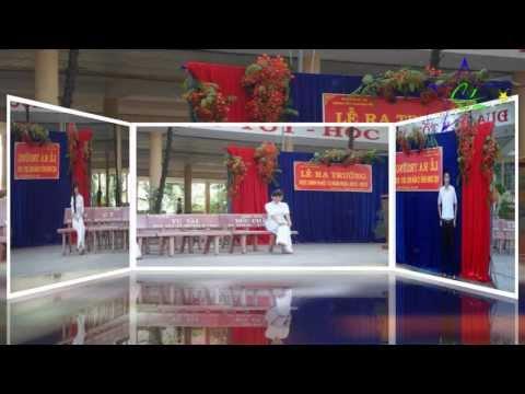 Lễ Trưởng Thành 29/05/2013 12C1 THPT Phan Ngọc Hiển