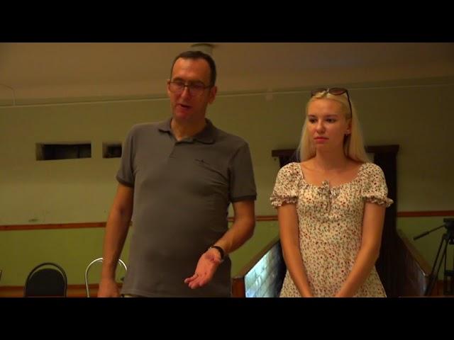 В Районном Дворце Культуры утвердили директора Титовского Сергея Павловича.