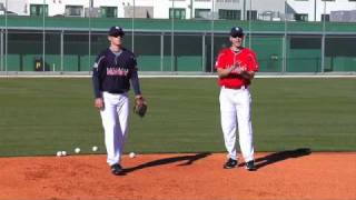Corrective Video: INFIELD | READY POSITION - UPPER BODY