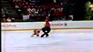 Ekaterina Gordeeva & Sergei Grinkov - 1986 Skate Canada - SP