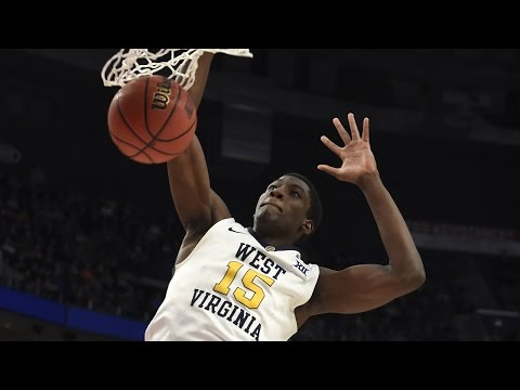 Bucknell vs. West Virginia: Game Highlights