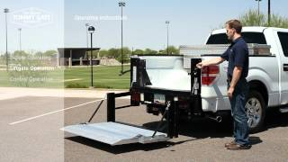 Tommy Gate - G2 Series - Pickup And Service Operation