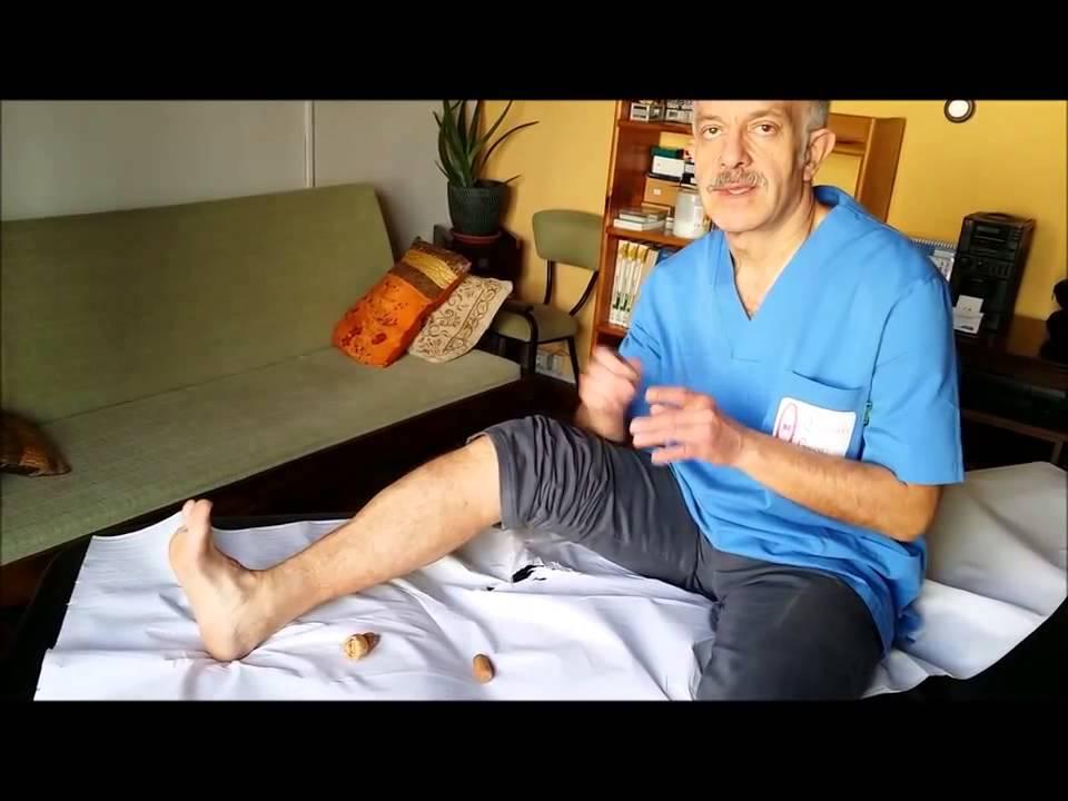 Quiroconsejo: Dolor en la Pantorrilla - YouTube