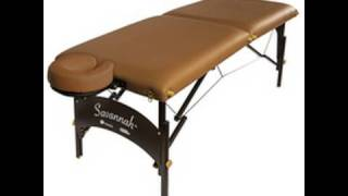 Massage Table and Chair Comparisons