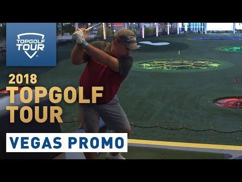 2018 Topgolf Tour | Vegas Promo | Topgolf