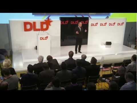 Connecting to solve Global Problems differently (Don Tapscott) | DLD13