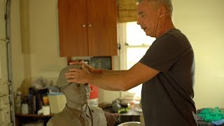 This Retired Marine Colonel Is An Incredible Sculptor – Bonus Cut!