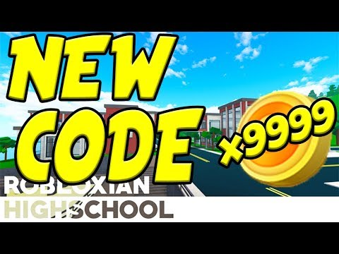 NEW CODE IN ROBLOXIAN HIGH SCHOOL | Roblox Robloxian HighSchool Promo Codes (August 2018)