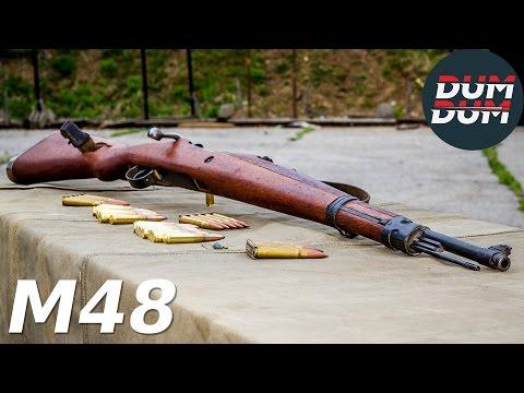 Zastava M48 opis puške (gun review, eng subs)