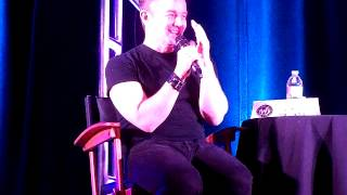 James Marsters (Madison Comic Con 2015 Part 3) - Sex in a Coffin