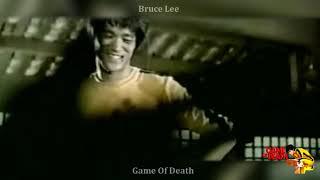 Bruce Lee 🐉 Game Of Death 🔥Movie scenes & behind the scenes #1