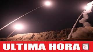 Último Minuto: Irán Lanza 6 Misiles hacia el este de Siria