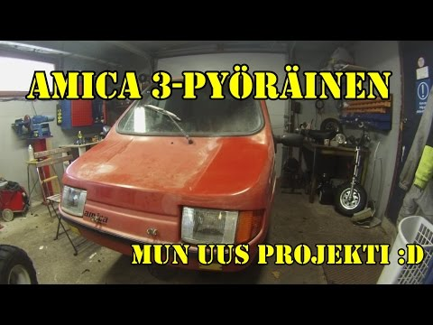Amica Projekti - part 1