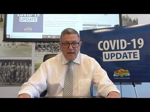 City of Kamloops COVID-19 Update - March 23, 2020