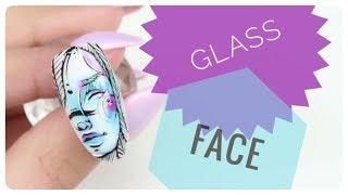 💅💅 :: Glass Face :: 💅💅 Nailart by Natalia
