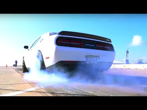 The Texas Mile | Dodge