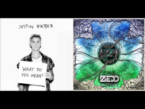 What Does Clarity Mean? (Justin Bieber vs. Zedd ft. Foxes)