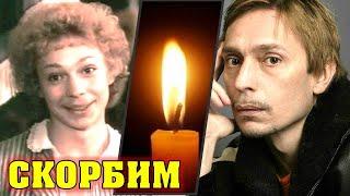Ему было лишь 50! Сегодня не стало известного актера Артема Тынкасова