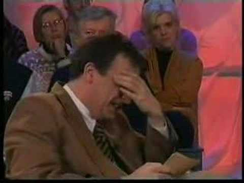 """Boemerang"": Erik Hartman laughs at his guests. Subtitled."