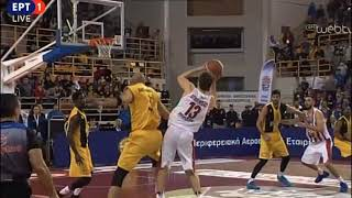 Video Greek Cup final - Olympiacos - AEK 83-88: The last minute download MP3, 3GP, MP4, WEBM, AVI, FLV September 2018