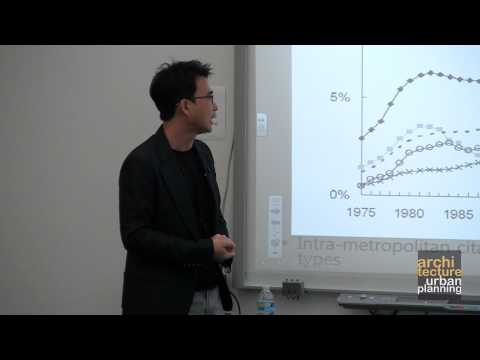Innovative Cities Lecture – Innovation, Communication and the Ever-Growing Metropolis