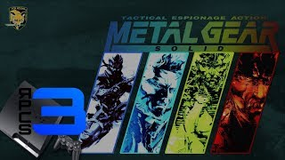Metal Gear Solid: The HD Collection - RPCS3 TEST