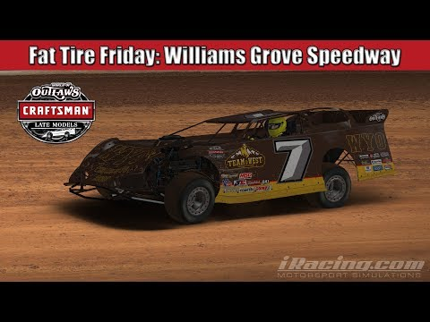 Fat Tire Friday at Williams Grove Speedway