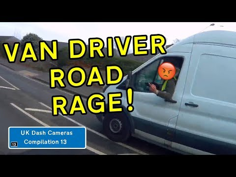 UK Dash Cameras - Compilation 13 - 2019 Bad Drivers, Crashes + Close Calls