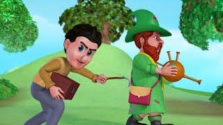 The Foolish Musician | Kids Moral Stories | Infobells