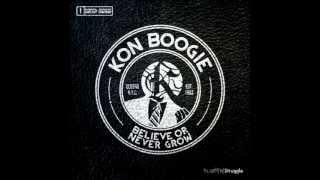 Kon Boogie - Believe Or Never Grow *Entire Album*