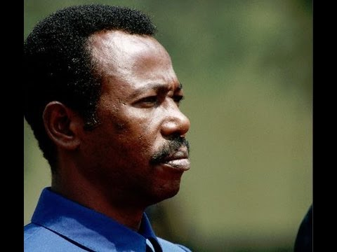 Col Mengistu Haile Mariam Emotional Speech