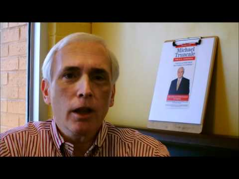 Interview with MIchael Truncale, Republican for Congress, Dist. 14