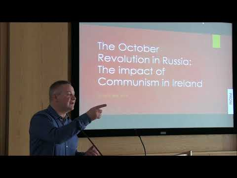 PRONI - The October Revolution in Russia: The Impact of Communism in Ireland - Part 1