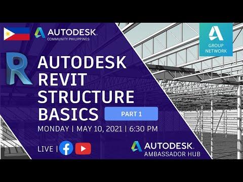 Autodesk Revit Structure Basics Part1
