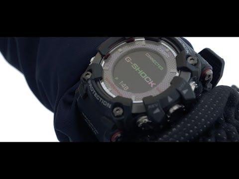 G-SHOCK | RANGEMAN GPR-B1000 - Solar GPS Navigation