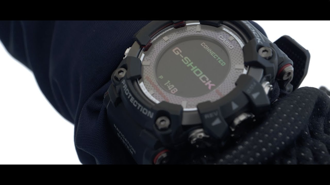 g shock rangeman 2018 limited edition