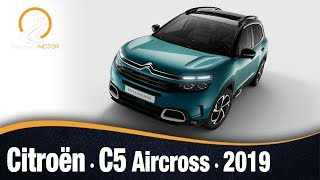 Citroen C5 Aircross 2019 | Prueba / Test / Análisis / Review en Español